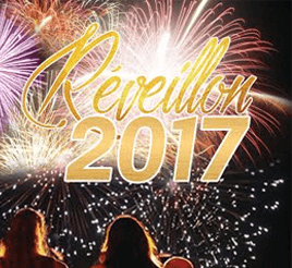 Réveillon 2017 no Independência Trade Hotel